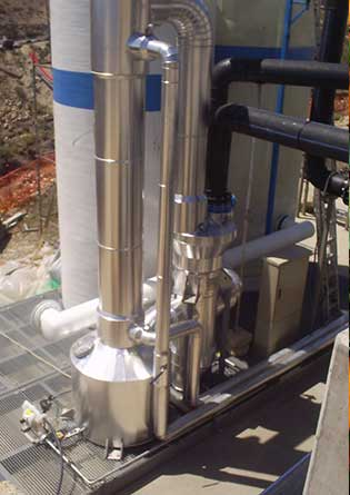 BIOGAS CLEANING/CONDITIONING. A REQUIREMENT FOR OPTIMAL FUNCTIONING OF CHP SYSTEMS